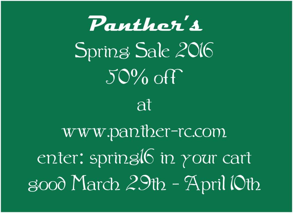 spring 16 sale 2